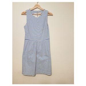J Crew Sleeveless Cotton Dress